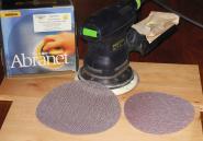 Abranet Schleifscheiben 125 mm / K120 (5 Stück)