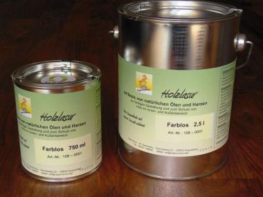 Capricorno Holzlasur (farblos)