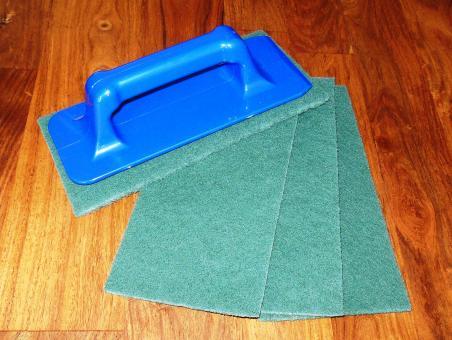 Schleifvlies (grün) Schleifvlies (5 Stück)
