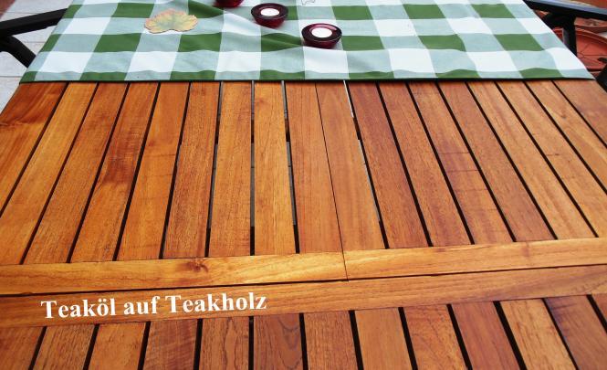 Gartenmobel Set Nizza : Capricorno TeakÖl 750 ml  Naturhausprodukte